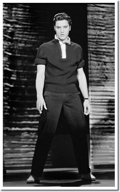 Elvis Presley : Rehearsals : The Ed Sullivan Show : New York, October, 26 1956.