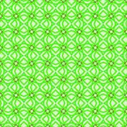 Windmills in Green<br />Terrella-Creative<br />pattern seamless geometric shapes lines dots toy windmill circle square triangle diamond pale light dark green magenta