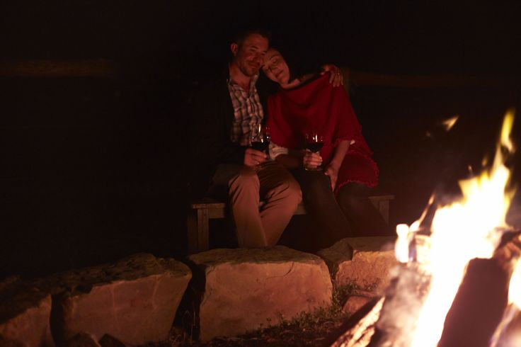 Put your feet up by the fire at Spicers Hidden Vale