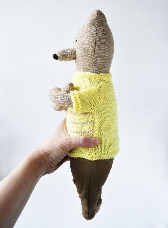 Швейцарский Медведь.  Примитивные Медведь.  Детские друзья игрушки.  Мягкий медведь - лучший друг для детей