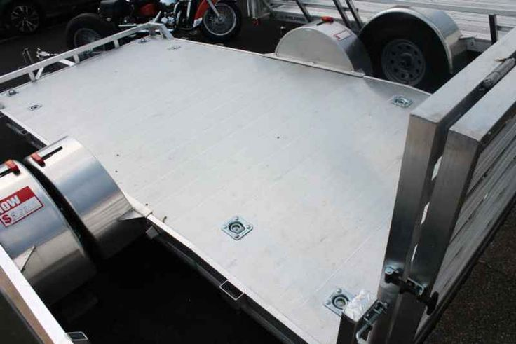New 2015 Polaris Trailers Aluminum Deck PU6.5x14-A ATVs For Sale in Missouri. 2015 Polaris Trailers Aluminum Deck PU6.5x14-A, 2015 Polaris® Trailers Utility Trailer Aluminum Deck PU6.5x14-A <p> 6.5' x 14' Utility Trailer (Aluminum Deck) </p><p>Polaris All Aluminum Utility Trailers can fit the need for whatever the job is. Our SSR Utility Trailer features solid side rails in any of our available colors to match your truck. The Standard Utility Trailers feature either a tilt version or a ramp…