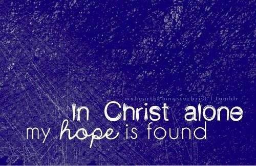 kristian stanfill in christ alone pdf