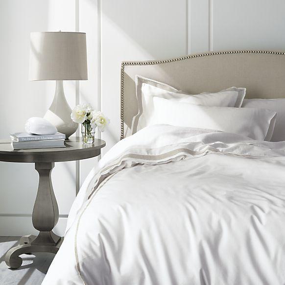 http://www.crateandbarrel.com/bianca-white-natural-duvet-covers-and-pillow-shams/f55063