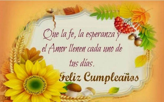 Frases Cristianas Lindas De Feliz Cumpleaños Para Compartir |