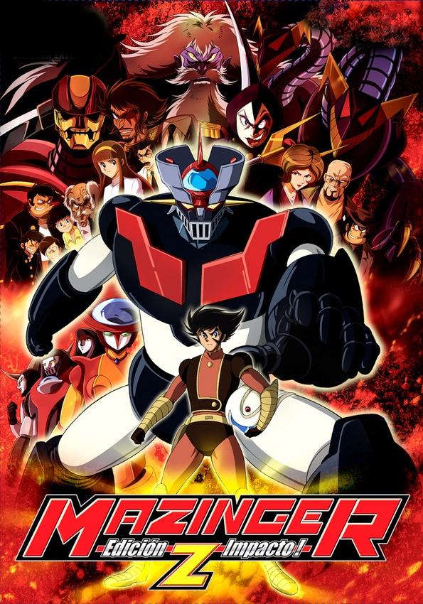 ¡Vive la aventura de nuevo! El descubrimiento de la Energía Fotónica derivada del mineral Japanium puede poner fin a la crisis energética del planeta. Pero el Doctor Infierno, un lunático que ansía conquistar el mundo, ataca el Instituto de Investigaciones Fotónicas para apoderarse de él. Ahora, el único que puede hacerles frente es el joven e impulsivo Koji Kabuto, a los mandos de la mayor invención de su abuelo y último bastión de la humanidad contra las fuerzas del mal: el súper robot…