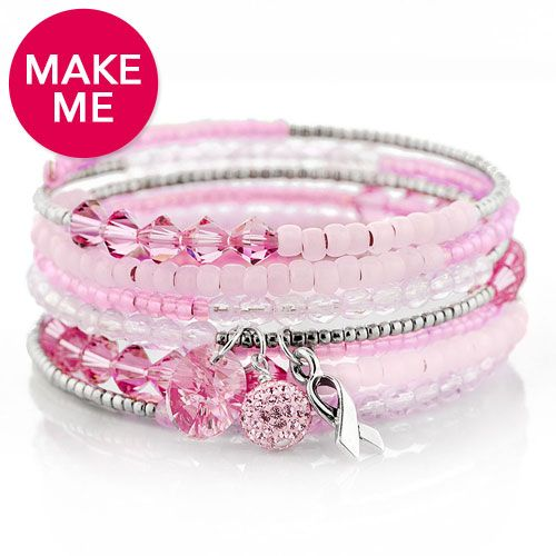 Amazoncom: breast cancer wristbands