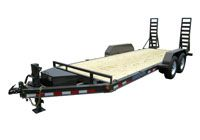 Load Trail & Load Max Car Hauler Trailers