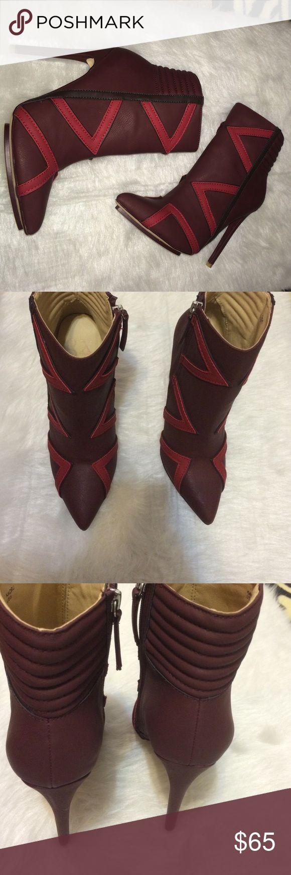 Gwen Stefani booties heels women's shoes Brand new GX by Gwen Stefani Shoes Heels