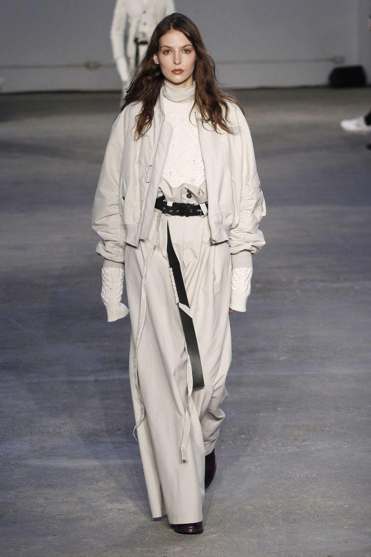 Damir Doma   Menswear - Autumn 2017   Look 30