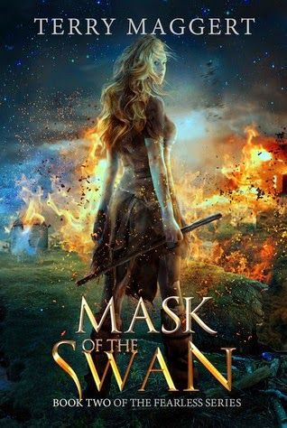 Secret Book Madness: Mask of the Swan (The Fearless Series) by Terry Ma...