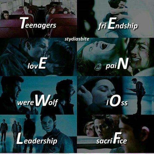 #TeenWolf                                                                                                                                                                                 More