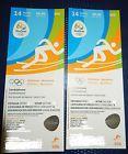 #Ticket  2 Tickets Marathon Women Rio 2016 14.08. Olympia Olympic Games Sambodrom #deutschland