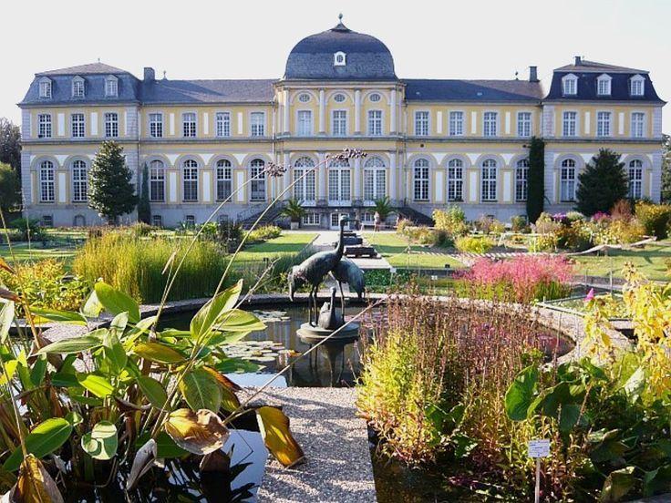 Botanischer Garten Bonn Bonn Germany Outdoor Tours Bonn