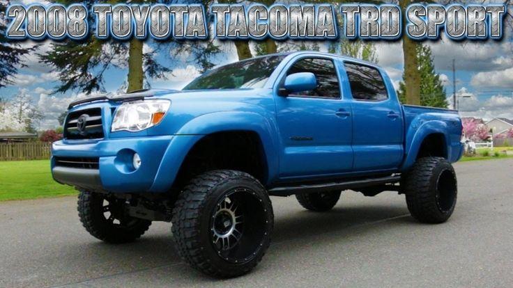 2008 Toyota Tacoma Tires