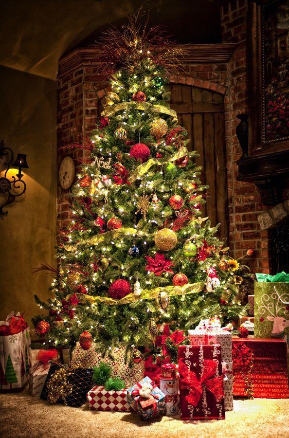 Classic holiday tree. Shop Holiday Décor at Bombay Company: www ...
