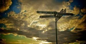 The road to Wangaratta