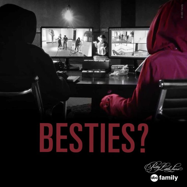 "S6 Ep8 ""FrAmed"" - Besties? YeAh, Creepy Besties! #PLL #7/28/15"