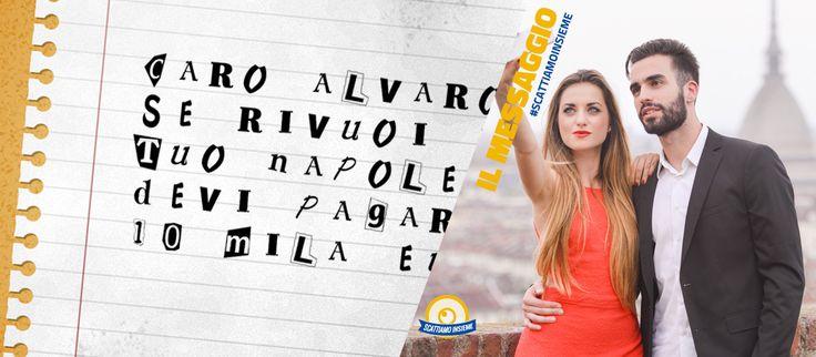 E adesso è thriller!  Alice e Mauro sono alle prese con uno strano caso: Alvaro dovrà pagare un riscatto per riavere il suo Napoleone?  Qui ci vuole un avvocato... http://www.scattiamoinsieme.com/web/454/
