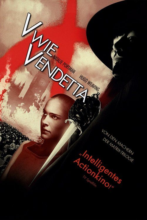 V for Vendetta (2005) Full Movie Streaming HD