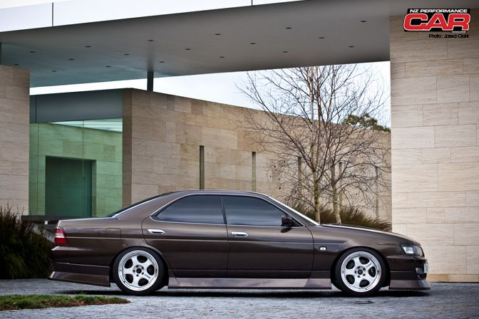Magazine Blog: Nzpc>> C35 Nissan Laurel - Speedhunters Nz Laurel