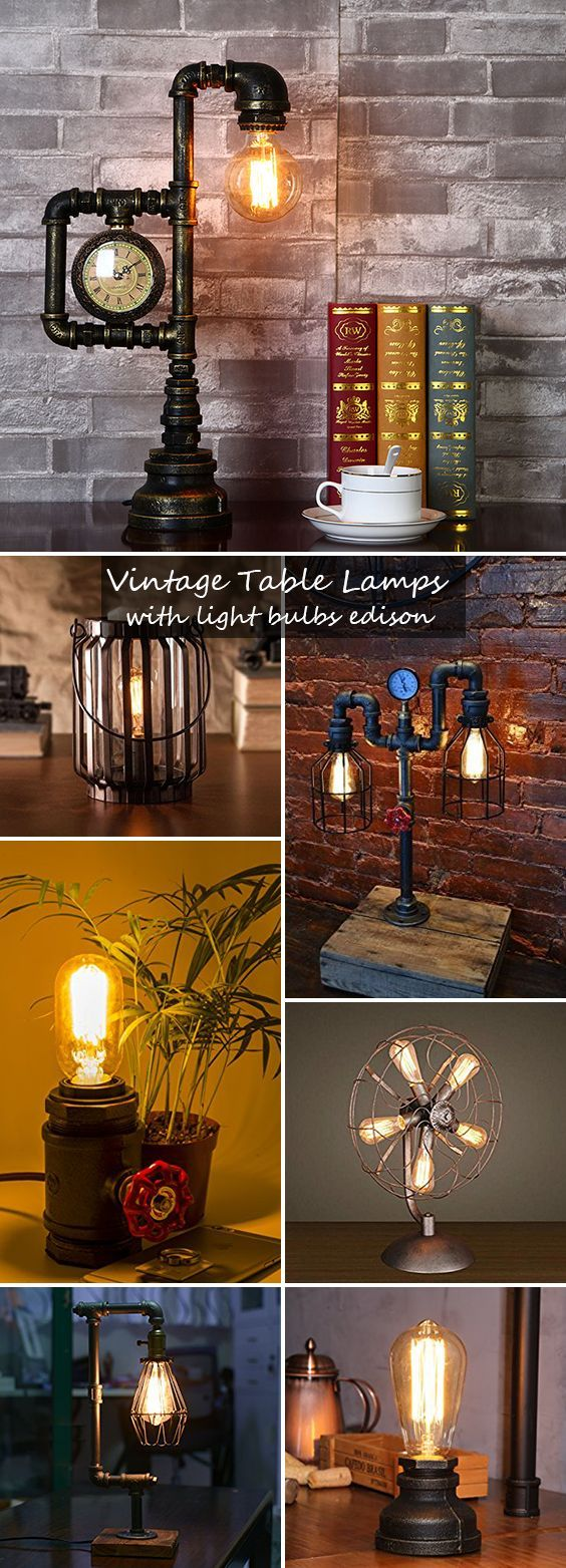 Best 25+ Vintage table lamps ideas on Pinterest | Next table lamps ...