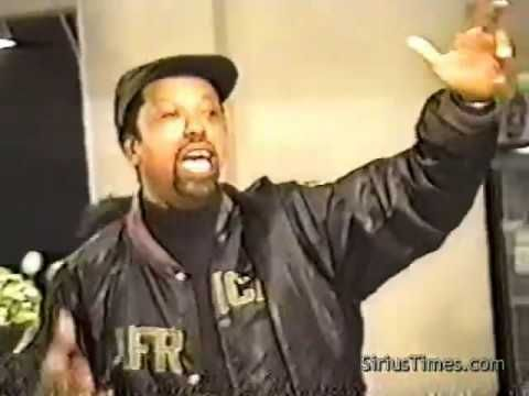 Steve Cokely | Tupac and Biggie Conspiracy - Pt. 1/3