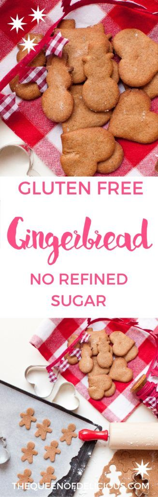 Gluten Free Gingerbread | Gluten Free Christmas
