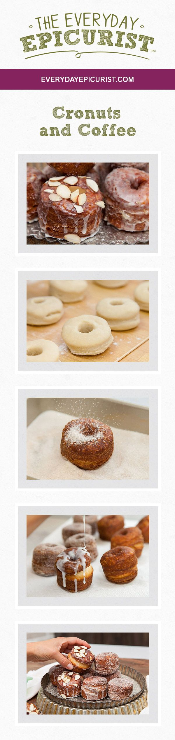 Cronuts aren't just fried dough, they're fried PUFF PASTRY. The puff pastry is what makes these confections the holy mother of fried dough.