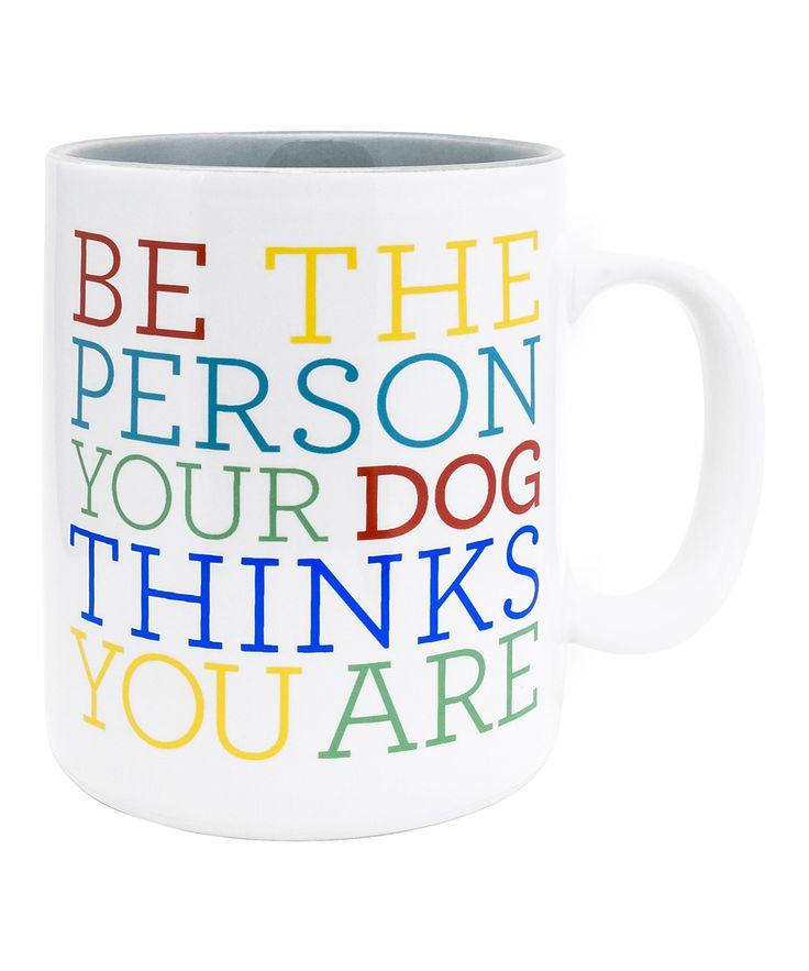 Dog Inspiration Mug