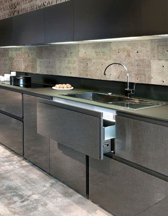 Modern Kitchen by Elam
