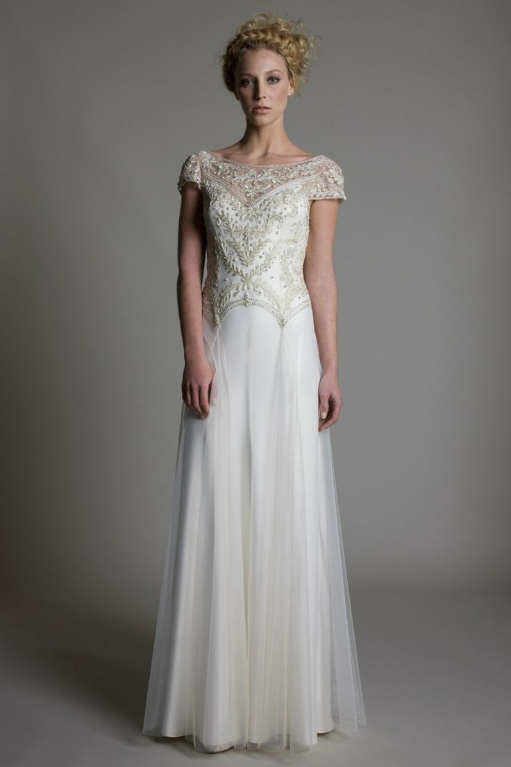 109 best 1920's inspired bridal gowns images on pinterest