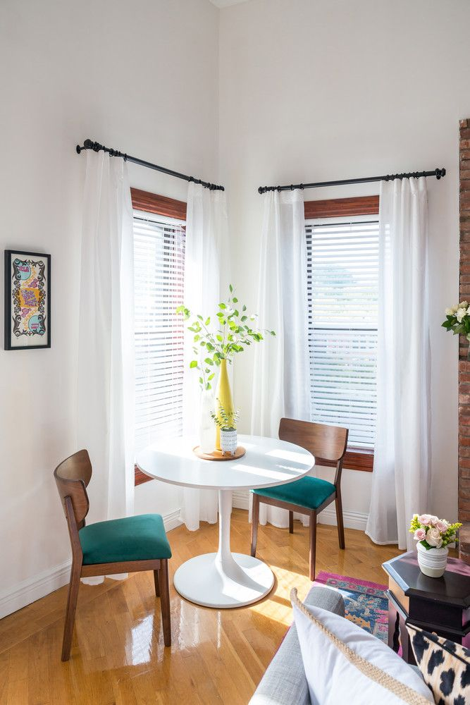How One Designer Turned Her Rental Into A Color Charged Oasis