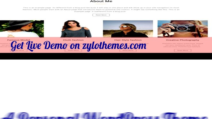 The Personal #WordPressTheme is ideal for #blogs #portfolio #photography #fashion #modelling #beauty spa #salon fitness #business #corporate See theme documentation https://goo.gl/04fBOe #BuyNow Only For $33 on https://goo.gl/bgrFnM