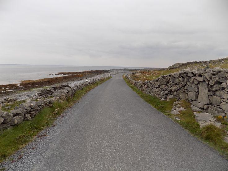 Aran Islands - Inishmore, on the Galway coast