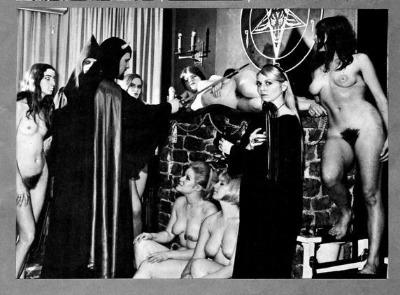 In initiation lavey satanism sex