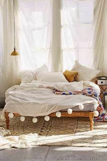 That Boho Chick: Bedding