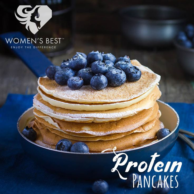 Protein pancakes are always a good idea! #womensblog