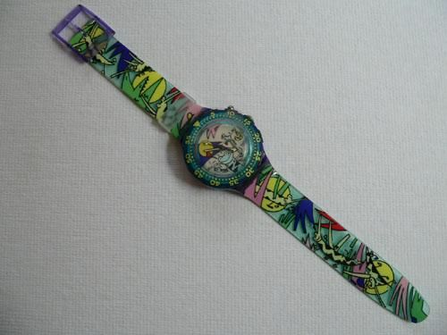junfle swatch watch | Jungle SDV900 Swatch Watch