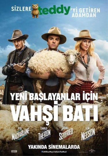 Komedi ve western'in mükemmel buluşması olarak adlandırabiliriz bence. Sizce de öyledir umut ediyorum. 2014 yapımı film, kendi halinde çiftçilikle uğraşan bir adamın hayatını ve bir kadına aşık oluşunu konu edinmektedir.