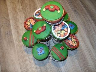 Plop cupcakes