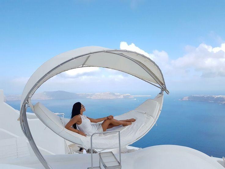 Luxury hotel in Imerovigli, Santorini