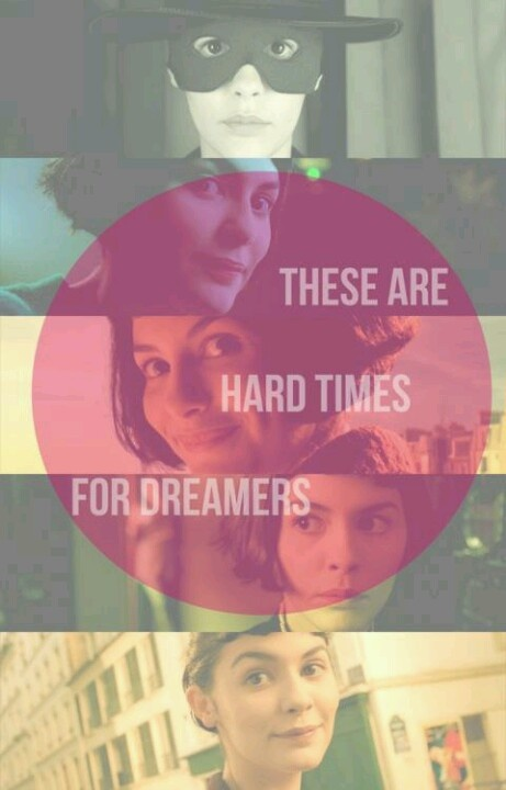 Amelie...one of my favourite films =)