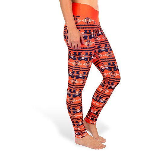 "Denver Broncos Women's ""Aztec"" Leggings - $69.99 at Sportsfan Store"
