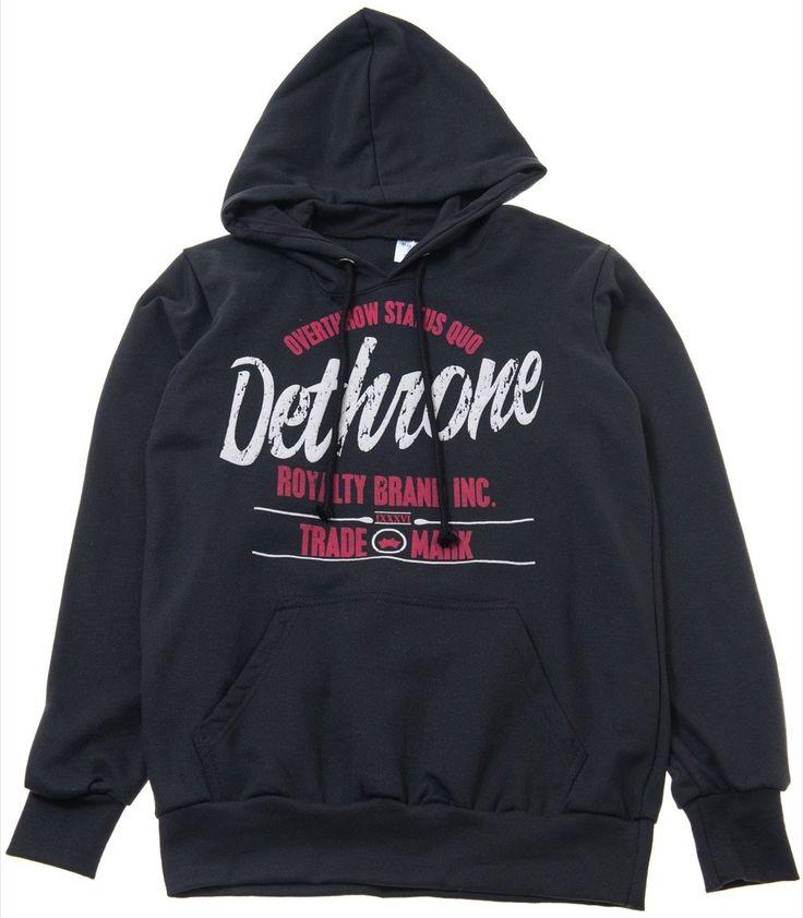 Bull ανδρική μπλούζα φούτερ «Dethrone» Κωδικός: 18070  €12,90