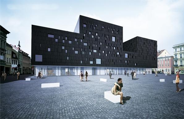 Bydgoszcz city hall and museum