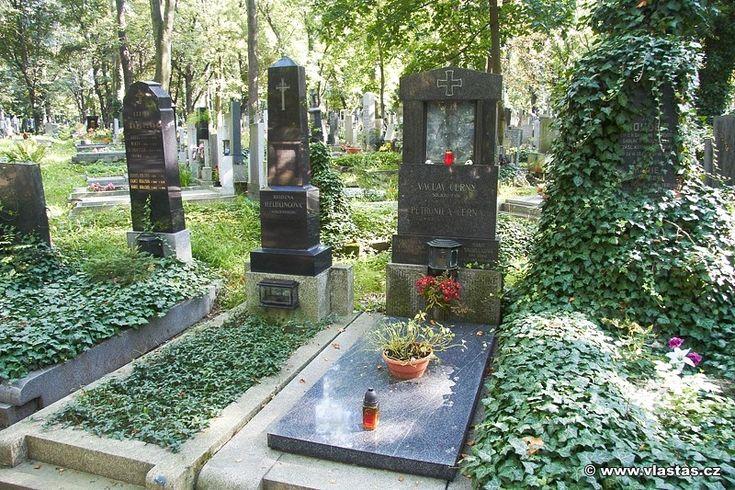 Olšanské hřbitovy, fotoalbum - Vlastimil Šesták ml.