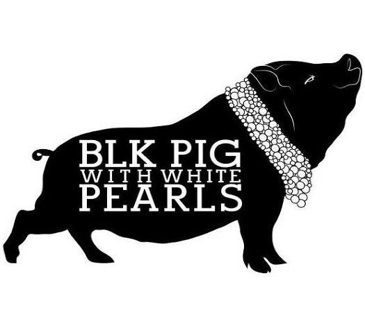 The Black Pig with White Pearls, Stoke Newington