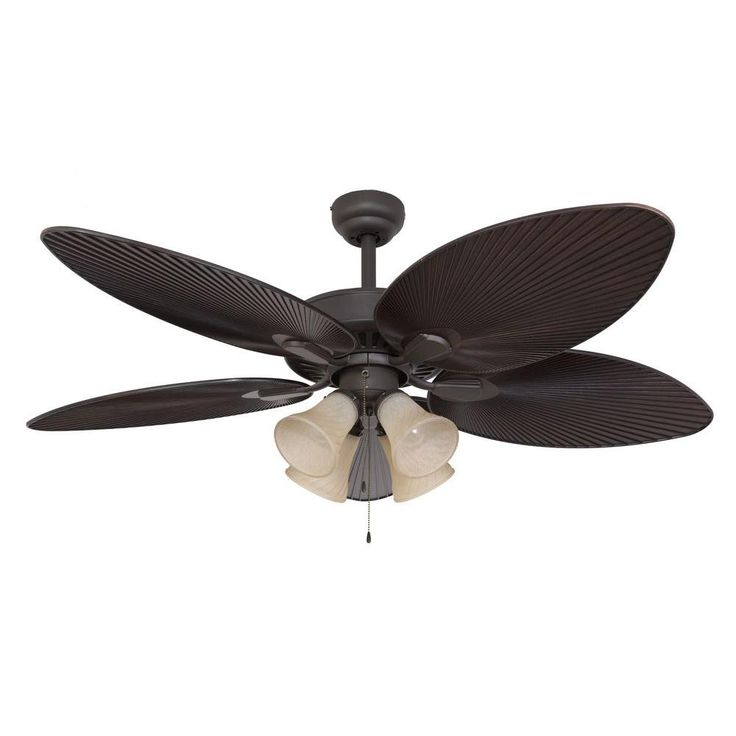 Palm Coast Harbour Island 52 In Tropical Bronze Indoor: 36 Best Ceiling Fans Images On Pinterest