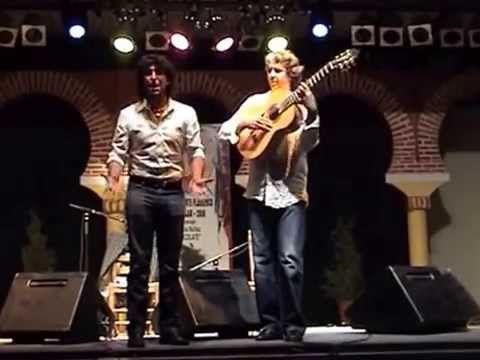 Arcangel - fandangos del Alosno Vídeo de Canciones Flamencas en Youtube