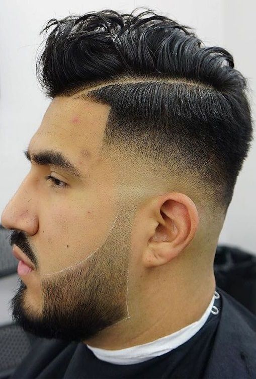 18 Inspirational Hairstyles For Men 2018 2019 Latest Mens